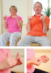 Finger and thumb exercises