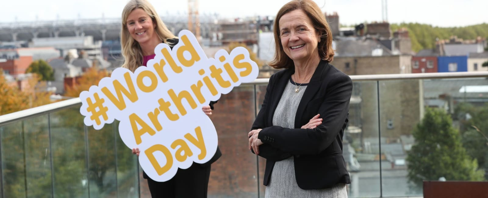 Survey highlights impact of Covid-19 on people with arthritis