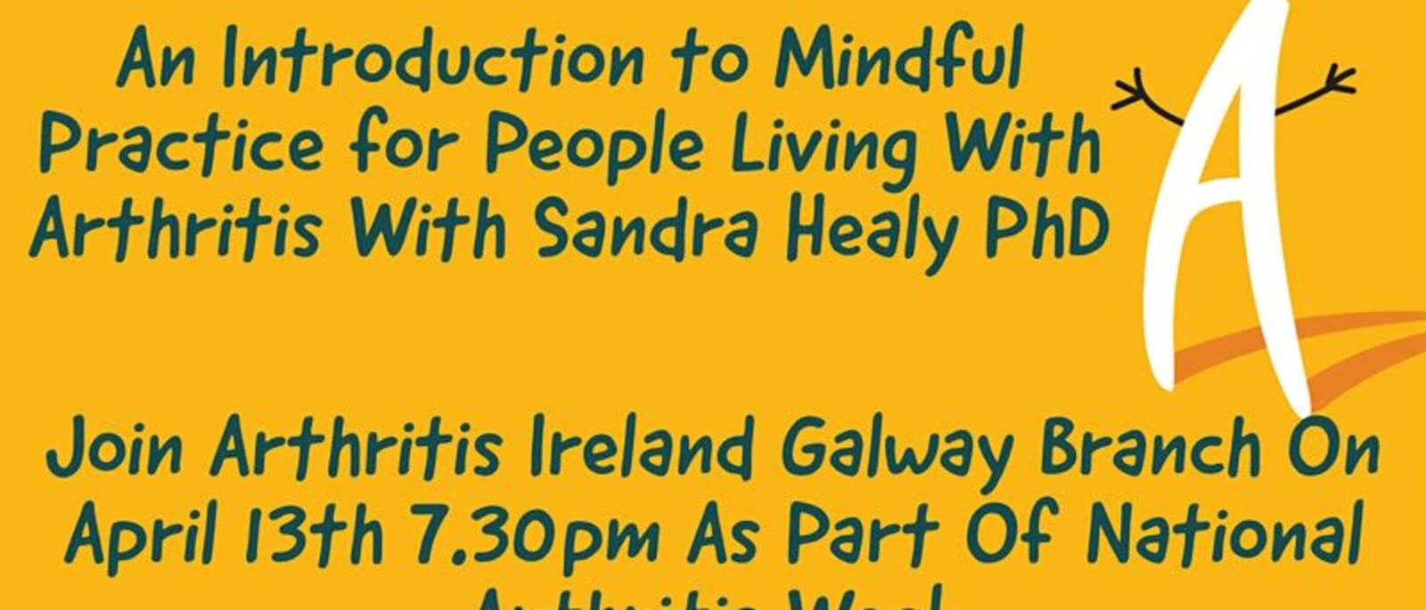 Introduction to mindful practice with Sandra Healy