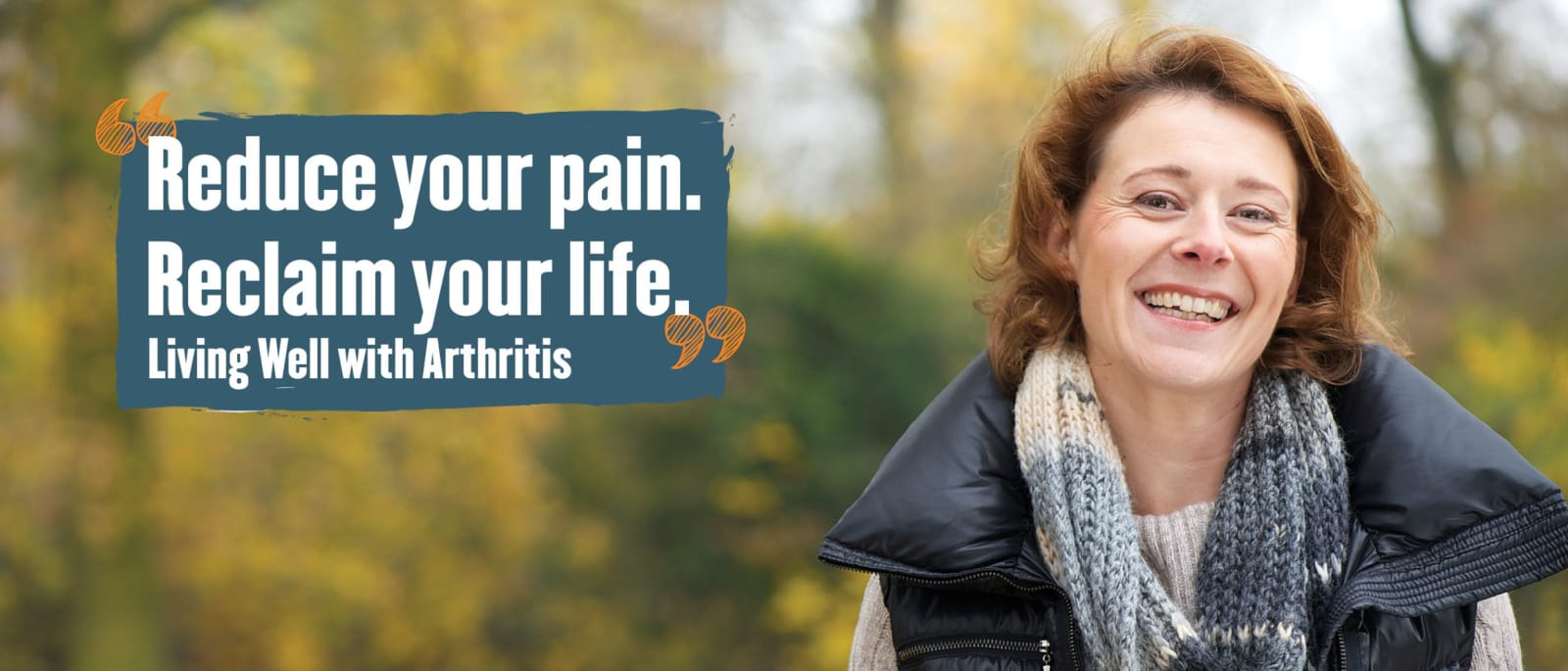 Award-winning courses for people with arthritis to be delivered nationwide