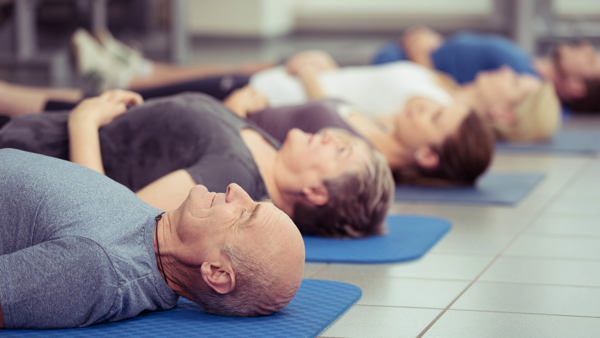 Physio-Led Adapted Pilates For People Living With Arthritis