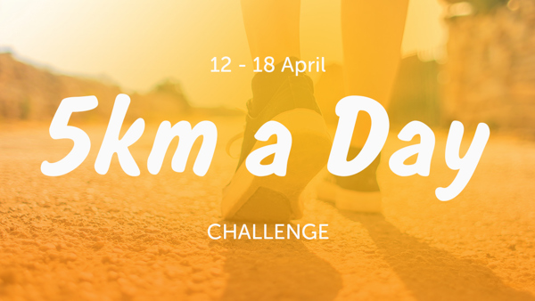 5k-a-day challenge
